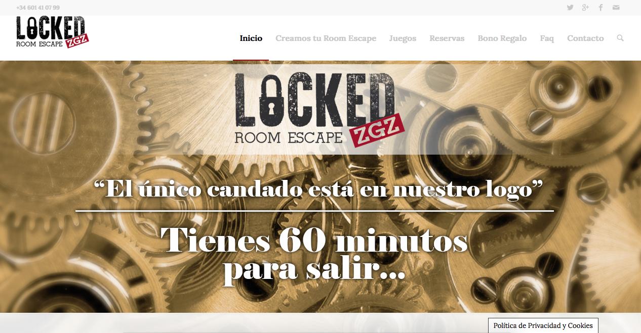 Locked Room Escape Zaragoza
