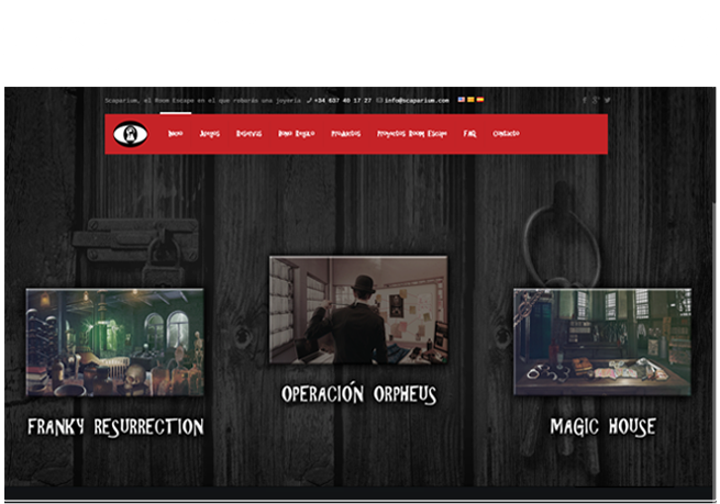 web-room-escape escaparium